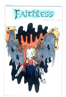 Faithless Sketch Cover by 5chmee