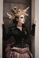 VICTORIAN_Framed by TheOuroboros