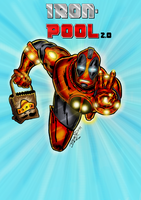 Iron Pool 2.0 by BouncieD