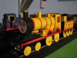 RWS Models - Molly by MarzipanHomestar66