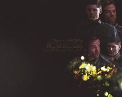 ::Supernatural Wallpaper by me969