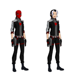 Red Hood Earth-11 by Bobkitty23