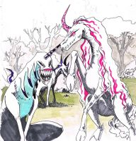 Unicorns by MattWelch