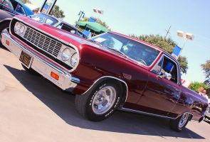 Elcamino Muscle by StallionDesigns