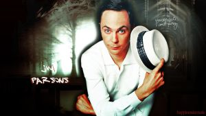 Jim Parsons wallpaper 17 by HappinessIsMusic