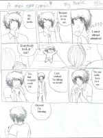 Mini Emo Comic :D by kagomelovesinu