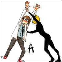 SINRA AND CELTY FOR A by Cabout