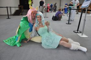 Snowdrop Cosplay by mad-catra