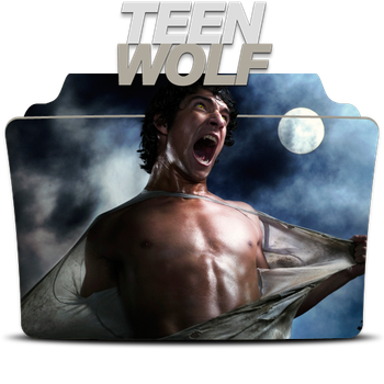Teen Wolf by rest-in-torment