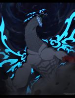 Fairy Tail 528 - Acnologia Dragon Version by Voltzix