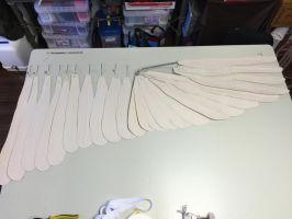 Swan Wing WIP - test layout by Sunnybrook1