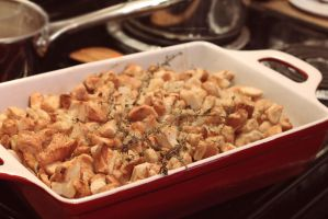 Turkey Stuffing by maytel