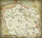 Eskarion Highlands by Niklasblackboy