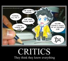 Critic-Cas by KamiDiox