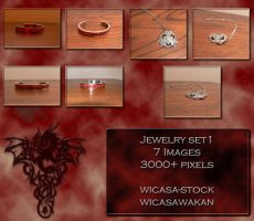 Jewelry set1 wicasa-stock by Wicasa-stock