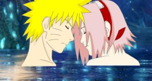 narusaku magic by Bleach-Fairy