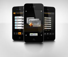 iPhone-ePassword Manager by send2owais