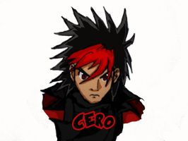 Cero without background by ZRandomAnimations