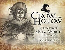 Crow in the Hollow_Visual Guide Cover by Briansbigideas