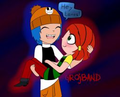 Corey and Laney- Hold Me by Phinbellasperfect