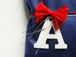 A for Andrea by designandberries