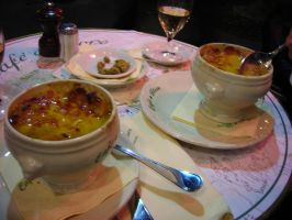 French onion soup by noellelamb