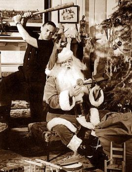 Peter Lorre's Christmas by ThoughtsOfAMadman