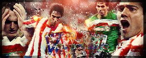 Atletico Madrid VS Atletich Bilbao by cannabis97