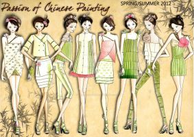 fashion illustration by DeaJavasche