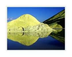 Sulphur Reflections by kilgore-trout