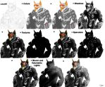 Crysis NanoFoX - Character Composition by Unreal-Forever