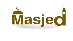 This logo mad for masjed by abdoyuri