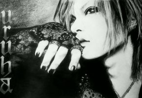 Uruha - The GazettE by NemoraliaEgnever