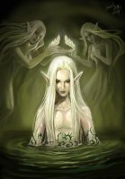 The Last Elven King by Athena-Erocith