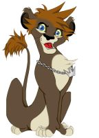 Sora the lion by VampireMeerkat