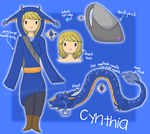 Cynthia Reference by GardevoirLoverHope