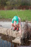 Bulma - Curious by The-Cosplay-Scion