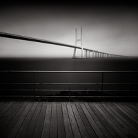 Vasco Da Gama Bridge - 2 by DenisOlivier