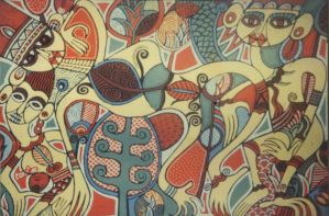 My Batik Picture 2 by toniart57