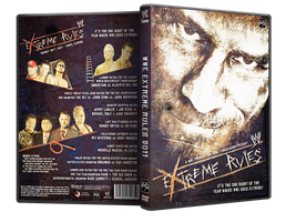 WWE Extreme Rules 2011 by StefanMK1