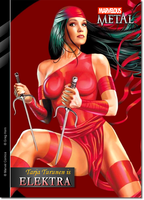 Tarja Turunen as Elektra by M-EX