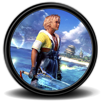 Final Fantasy X Icon by Ace0fH3arts