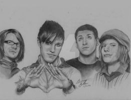 Fall Out Boy is for lovers. by raining-ducks