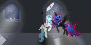 Where is your precious Light now ? by Kawent