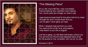 The Missing Piece by VisualPoetress