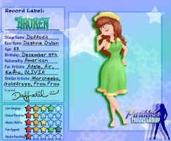 PMG: Daffodil by Card-Queen