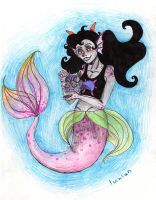 Aquariumstuck: Feferi and Erifish :3 by mansly