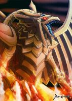 Winged Dragon Of Ra by Yaoi-N0-Marik