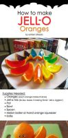 Jell-o Oranges Tutorial by sugarsoiree