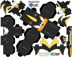 Shadow Android Cubeecraft by augustelos